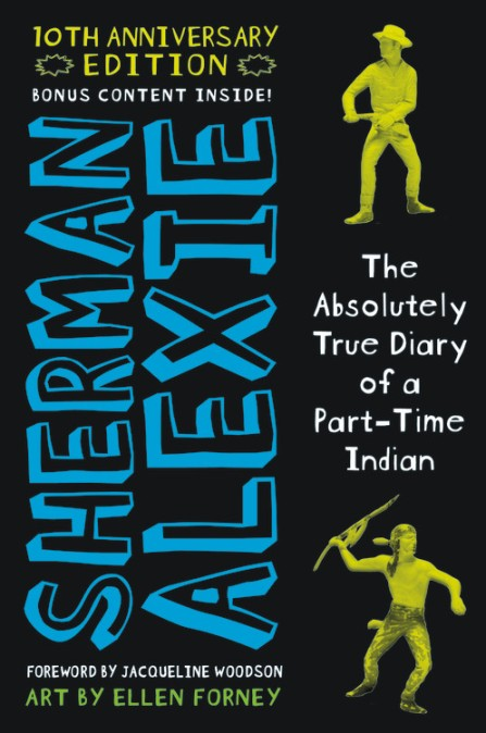 absoulutely true diary of a part An excerpt from sherman alexie's the absolutely true diary of a part-time indian.