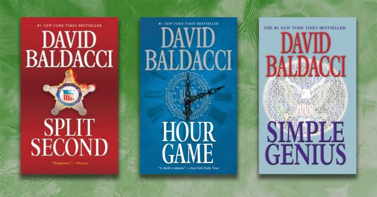 Books by David Baldacci | Bestselling Baldacci Books | Hachette Audio